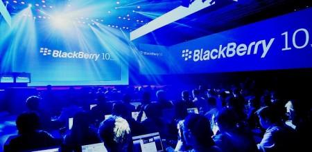 BlackBerry Shares Rise on Potential Bidding Interest