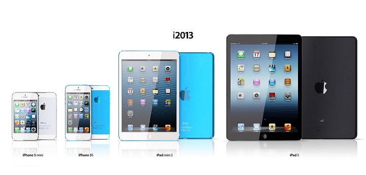 Apple's Lineup in 2013 – Excitement for the Apple's Fans