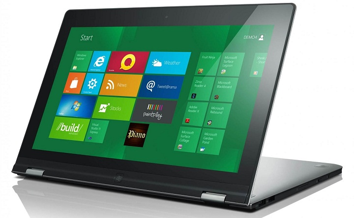 Features of IdeaPad Yoga 13 of Lenovo