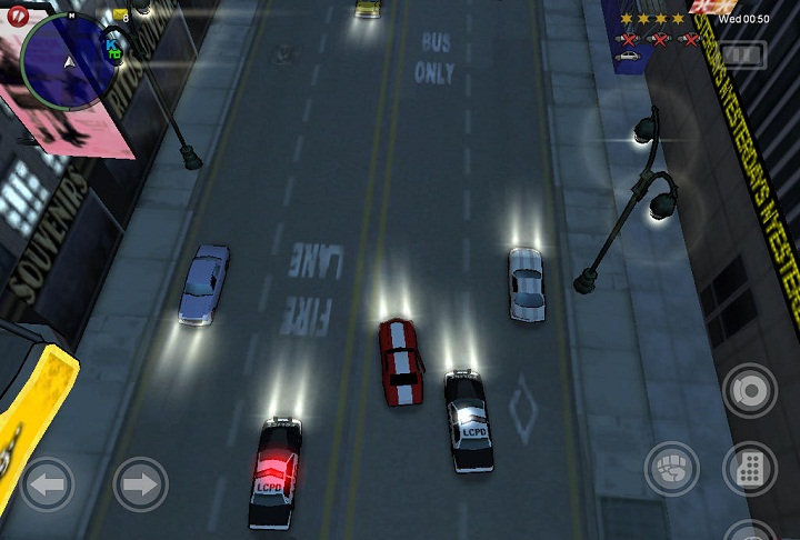Grand Theft Auto: Chinatown Wars Again Makes It to the App Store