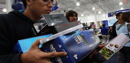 Cyber Monday Sales at Record as Ebay and Amazon Win Shoppers