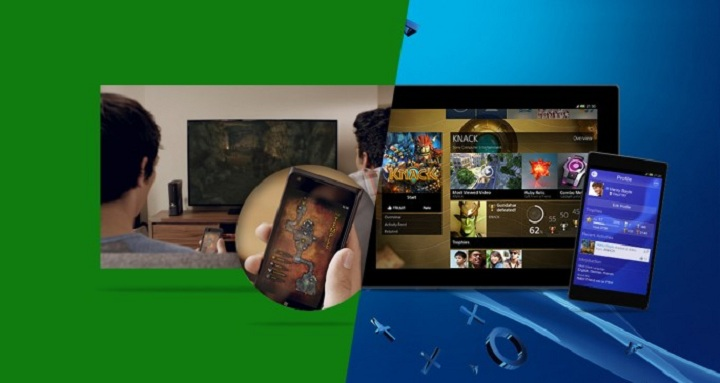 Use your Mobile Device with the Xbox One and PS4