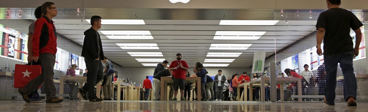 Apple's Market Share Grows Faster than Samsung