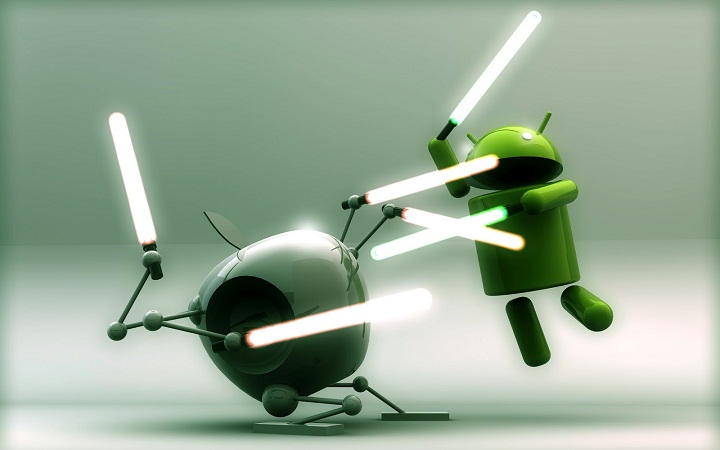 Apple and Samsung Mulling Courtroom Truce