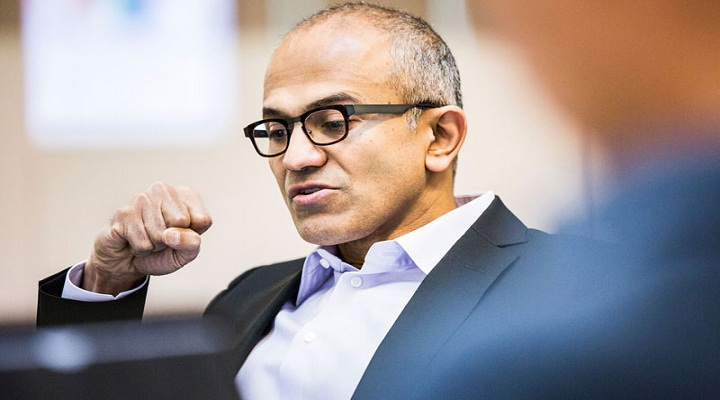 Microsoft's New CEO Sparks Hope