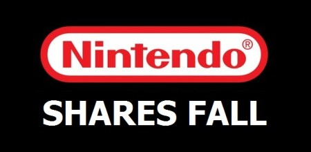 Shares of Nintendo Fall As Firm Sticks to Consoles