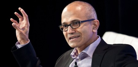 Microsoft Preparing to Make Satya Nadella CEO