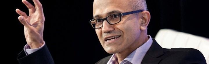 Microsoft Preparing to Make Satya Nadella CEO