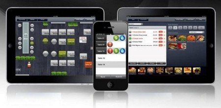 Mobile Restaurant POS for Outdoor Events