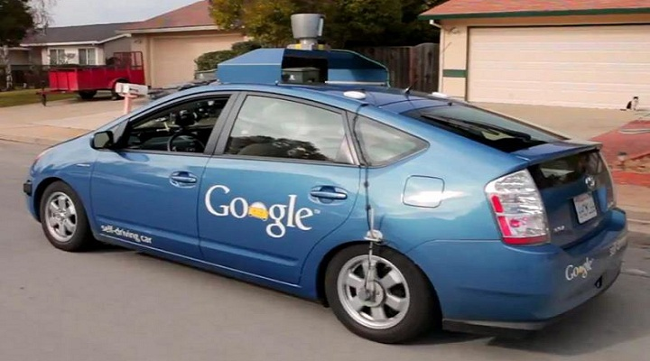 Google's Self-Driver On The Books For A Modern World