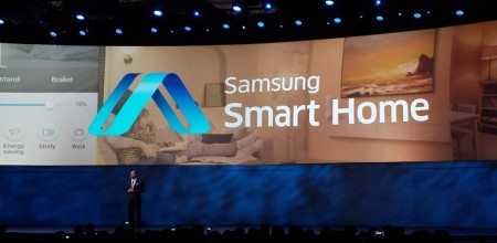 Samsung Uses Patents for Building Smart Home Foundation