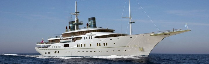 Saving the Planet with the Top 10 Green Technology Yachts