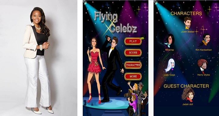 Play With your Favorite Celebrities With Flying Celebz