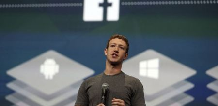 Facebook CEO Criticizes Apple