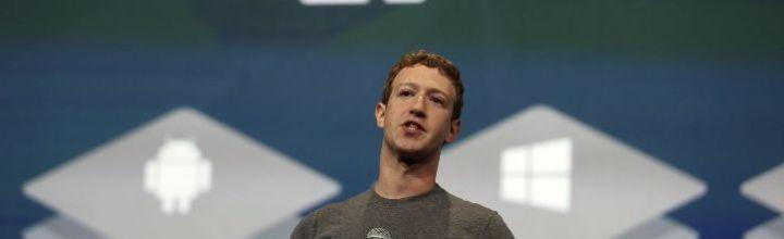 Facebook CEO Criticizes Apple