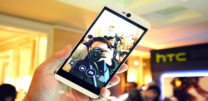 HTC Desire 826 Launched: Mid-Range Smartphone With Ultra Pixel Selfie Camera