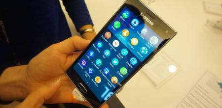 Samsung's Tizen Doesn't Make Much of an Impression