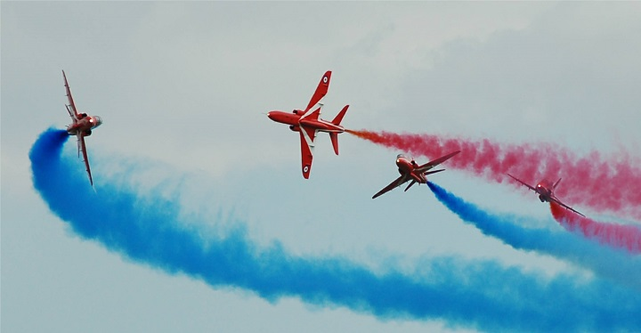 Keeping Track Of International Air Shows For Many Benefits