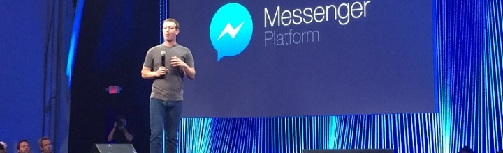 Facebook Gives App Developers Access to Messenger