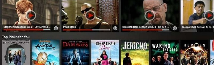 How to Use Netflix Instant Watch