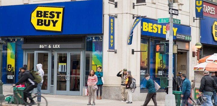 Apple Pay to Come to Best Buy This Year