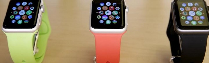 Apple Watch Did Well on Launch Day
