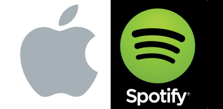 Spotify Considers Apple's App Store Anti-Competitive