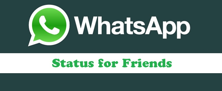 Show Your True Friendly Nature With Friendship WhatsApp Status