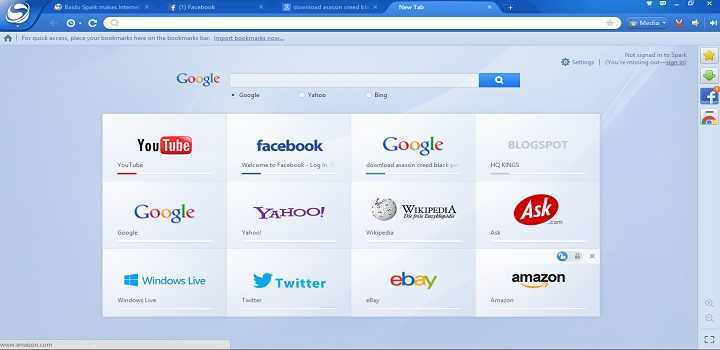 Taking Your Browsing to Next Level with Baidu Browser