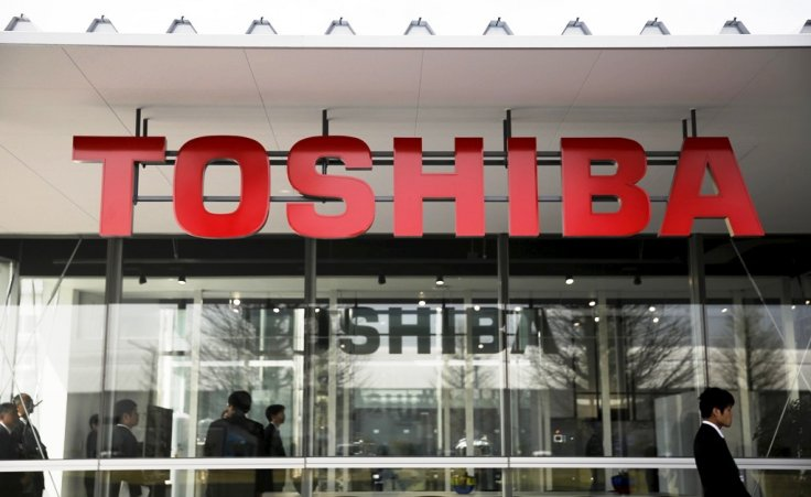 Regulators to Impose Record Fines on Toshiba