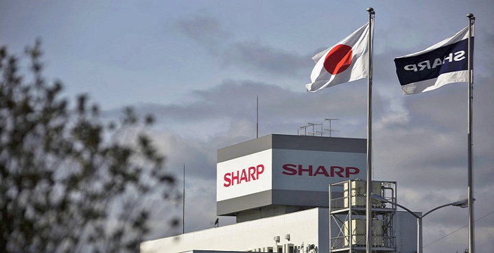 Apple Manufacturer Foxconn Bids on Sharp