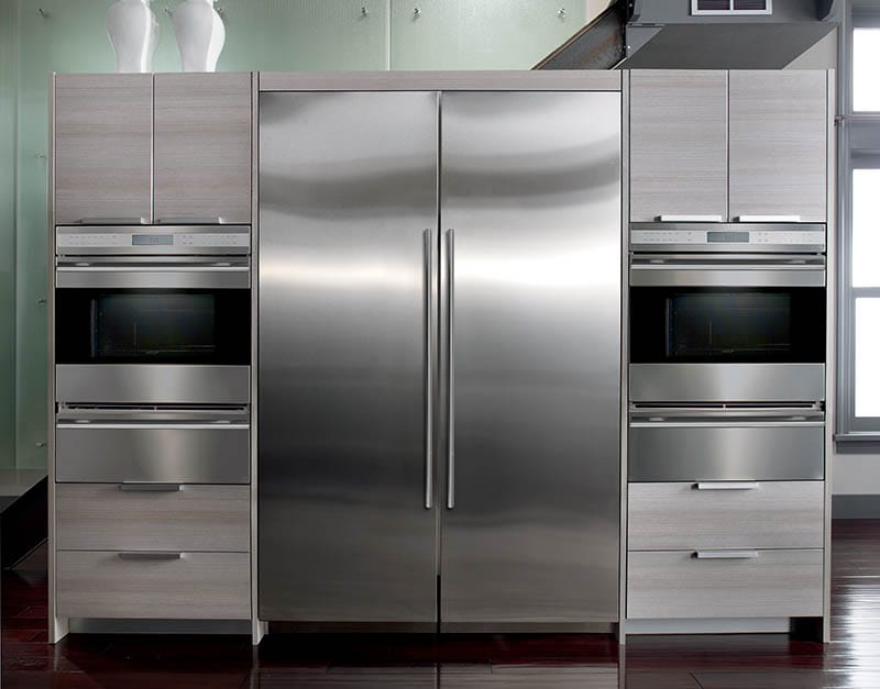 Some of The Newest Refrigerators with the Coolest Features