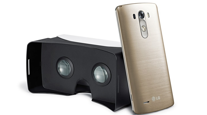 What's LG Offering On Its First VR Headset