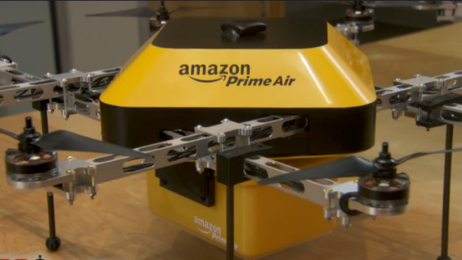 How Feasible Is Amazon's Drone Delivery Service?