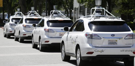 Legal Hurdles Standing in the Way of Self-Driving Cars