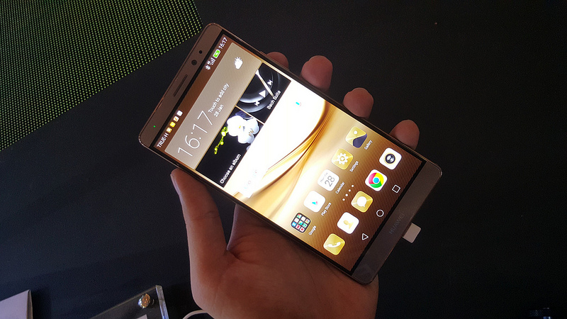 Does Huawei Mate 8 Has The Force To Beat The Big Ones?
