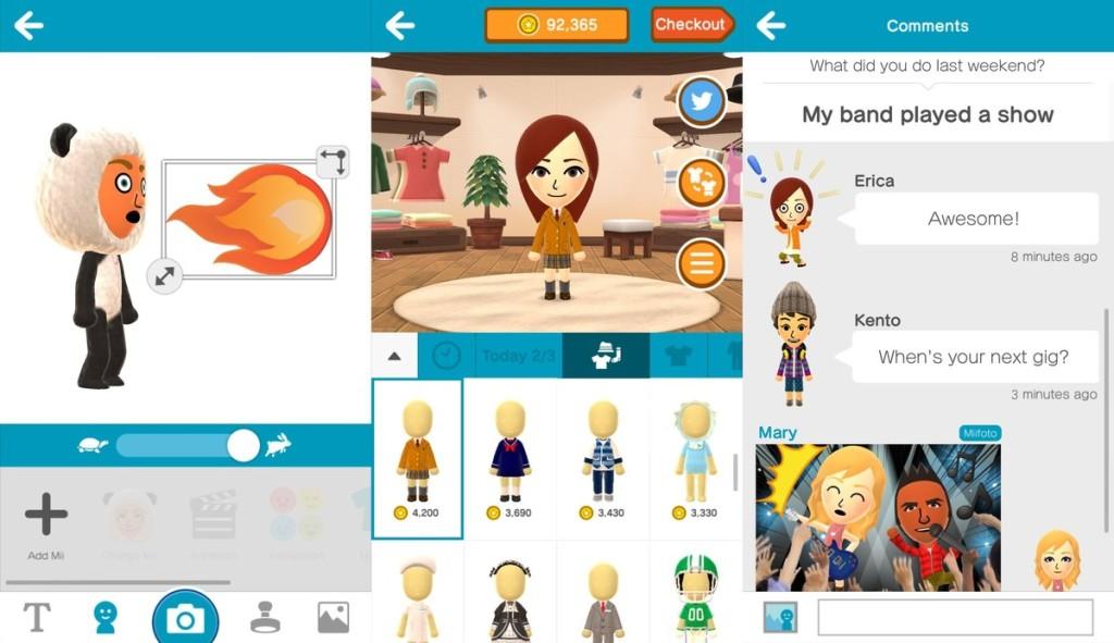 Miitomo: Nintendo Brings Free Smartphone App to Japan