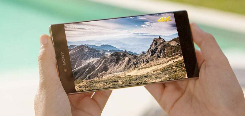 Sony Brings In Sony Xperia Z5 Premium To Compete The Giants