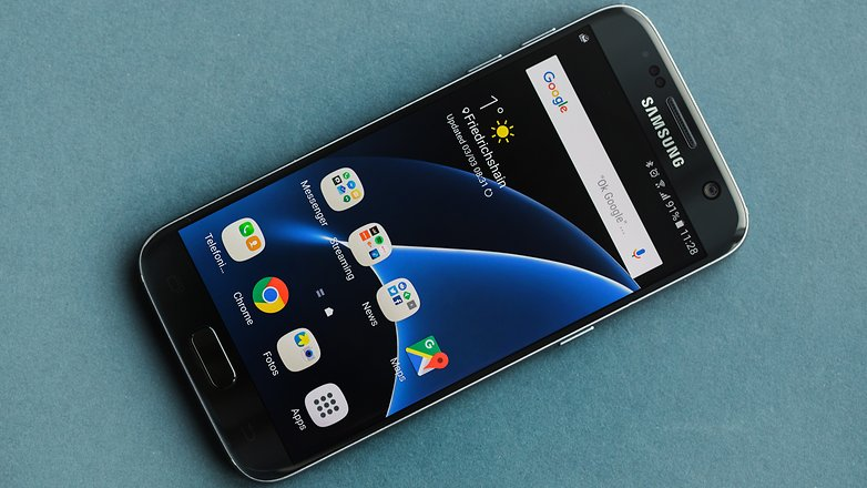 Samsung Galaxy S7 Sales Driving Profit Growth