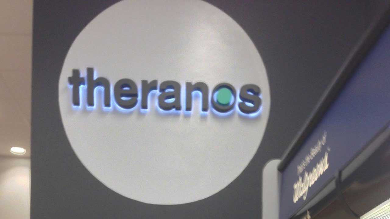 Theranos Executive to Exit Amidst Security Probes