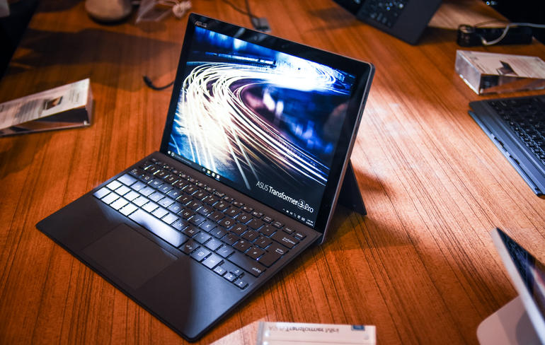 Asus Transformer Pro 3 Review: Another Version of the Surface Book