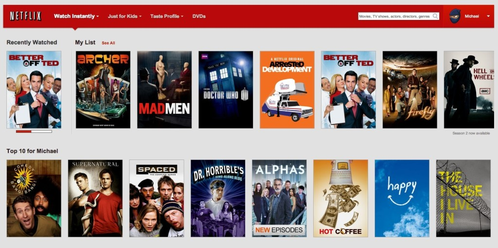Are You Missing Out On The American Netflix Action?