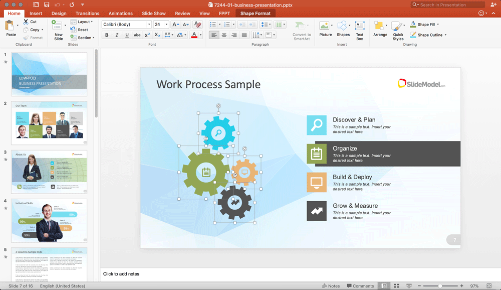 SlideModel.com Review: Make Impactful Slides with PowerPoint Templates