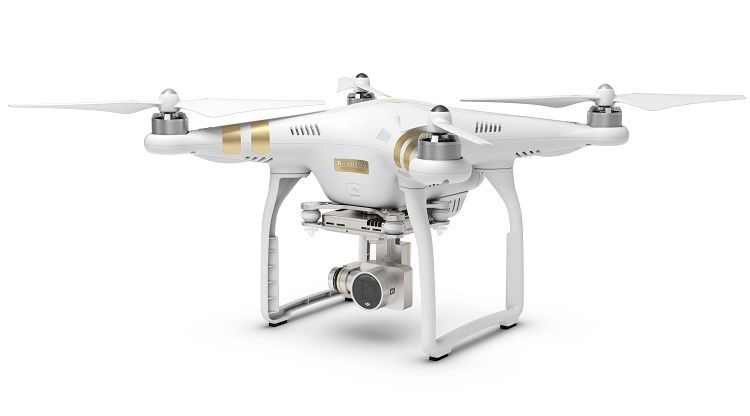 DJI Introduces First Integrated Aerial Zoom Camera