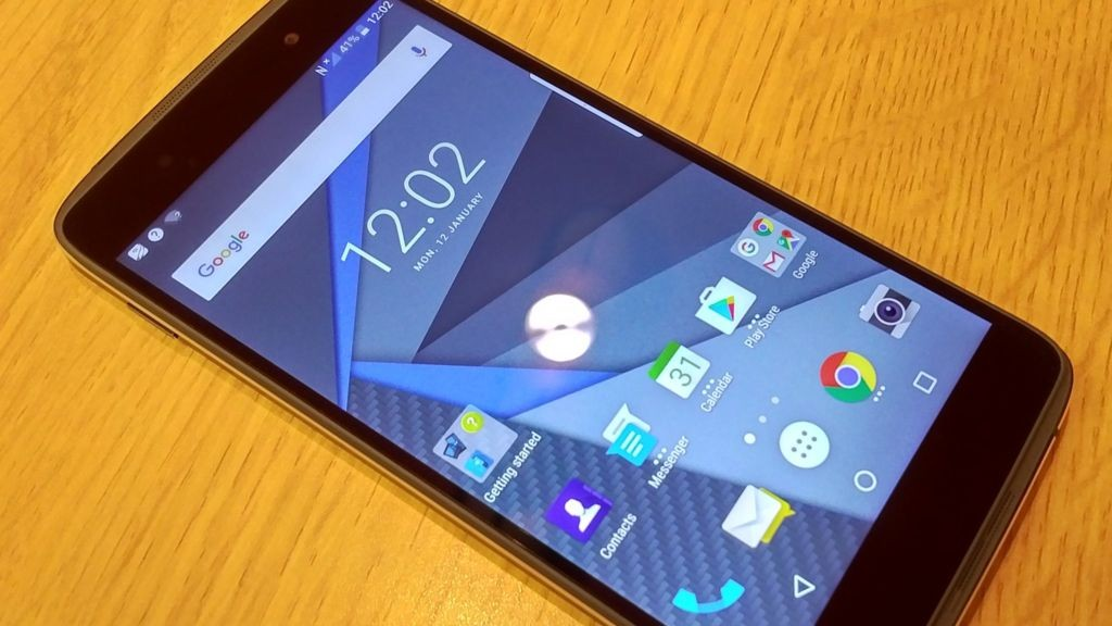 Blackberry To Launch Dtek50, Its First Touch-Screen Handset