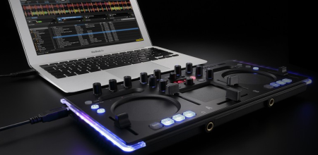 DJ Controller Buying Guide Infographic