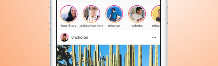 Instagram Goes Active with The Launch Of Zoom And SnapChat Stories