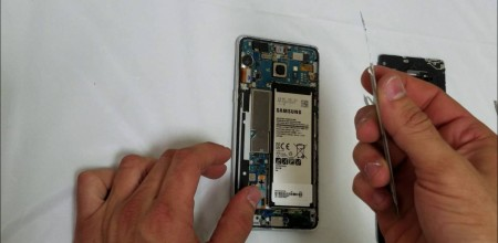 Batteries of Galaxy Note 7 Were Tested In-House by Samsung