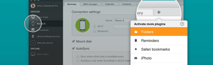 What Are The Best Feature Of SyncMate For Mac