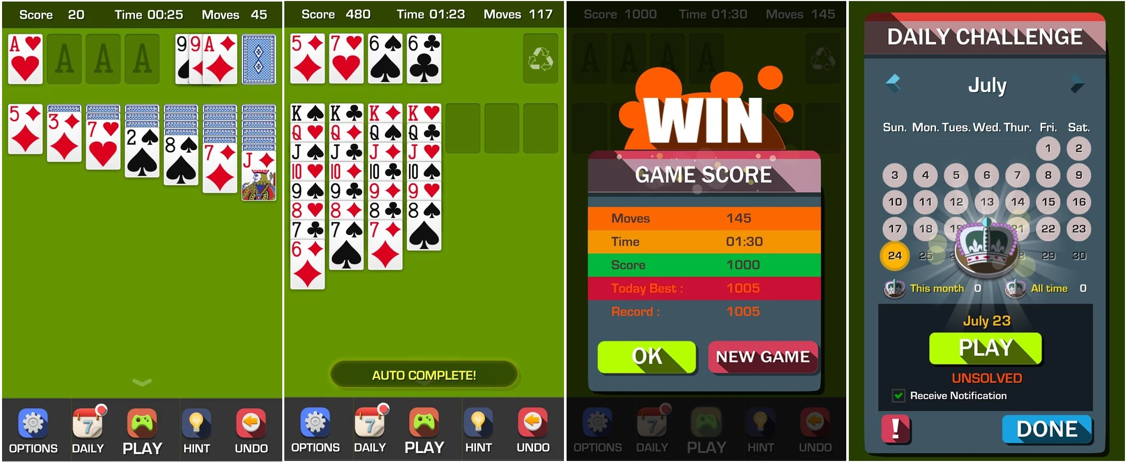 Free Solitaire Game Review